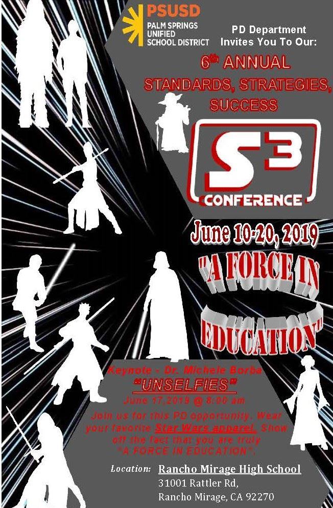S3 Conference 2019