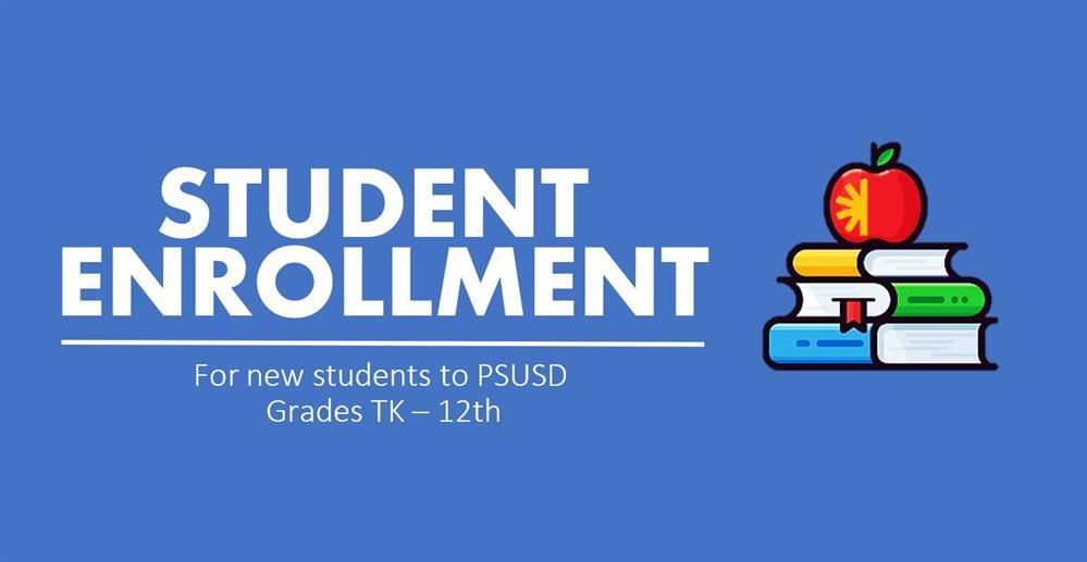 Student Enrollment Online (new students)