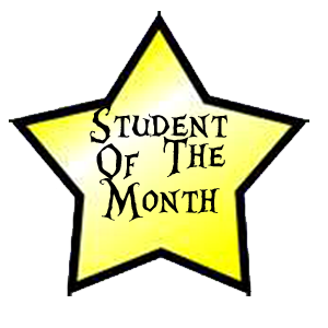 Congratulations Students of the Month for March 2021!