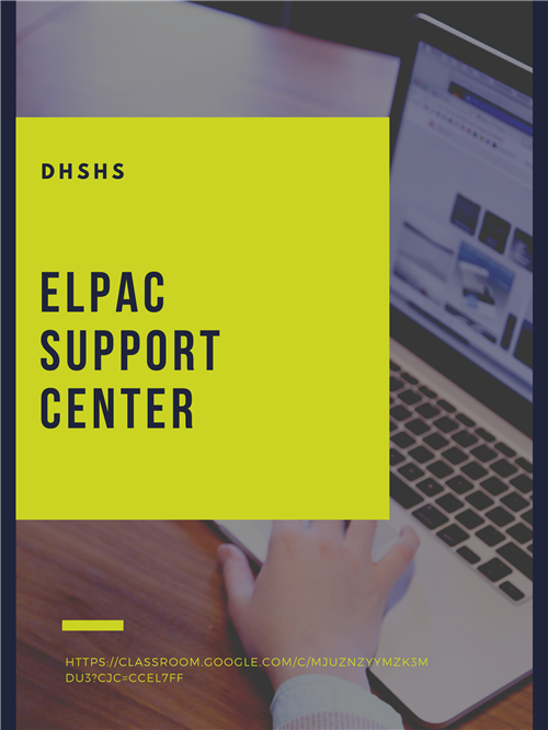 ELPAC Support