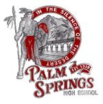 Palm Springs High School Logo