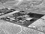 Arial view of Palm Springs High School